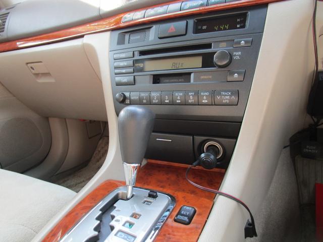 グランデFour 4WD 2000cc 純正ナビ バックカメラ ETC車載器 マークII最終モデル 110系 ウッドパネル キーレスエントリー 車検整備付(16枚目)