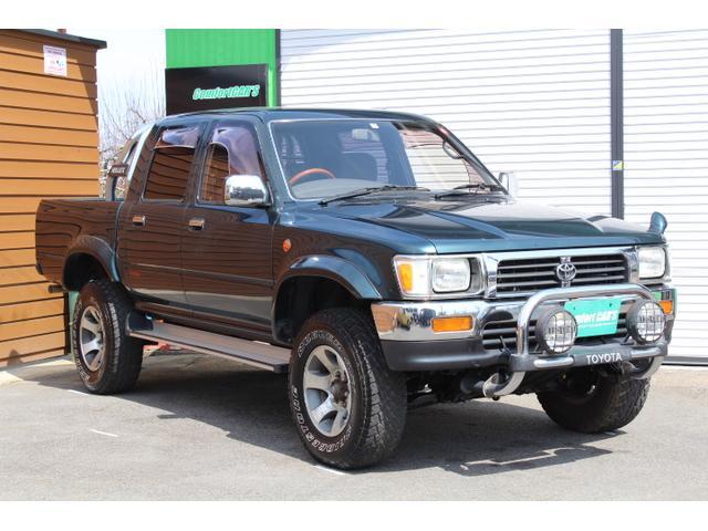 「トヨタ」「ハイラックスピックアップ」「SUV・クロカン」「長野県」の中古車2