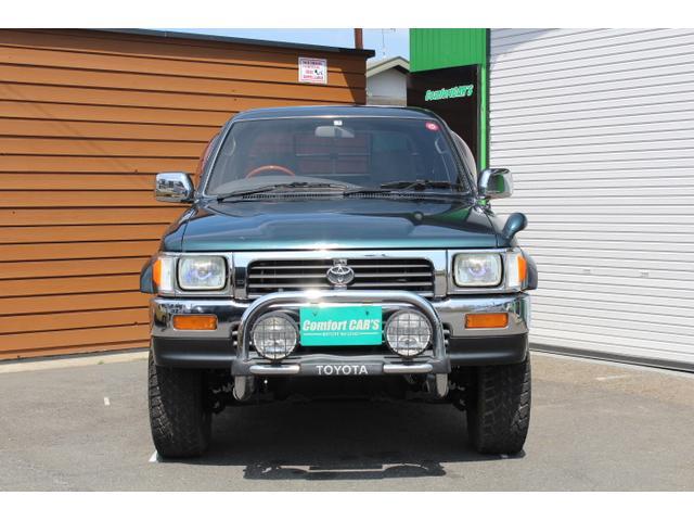 「トヨタ」「ハイラックスピックアップ」「SUV・クロカン」「長野県」の中古車3