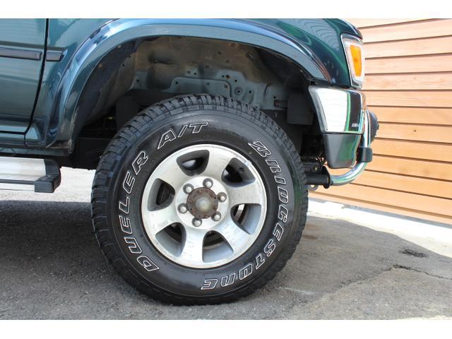 「トヨタ」「ハイラックスピックアップ」「SUV・クロカン」「長野県」の中古車26