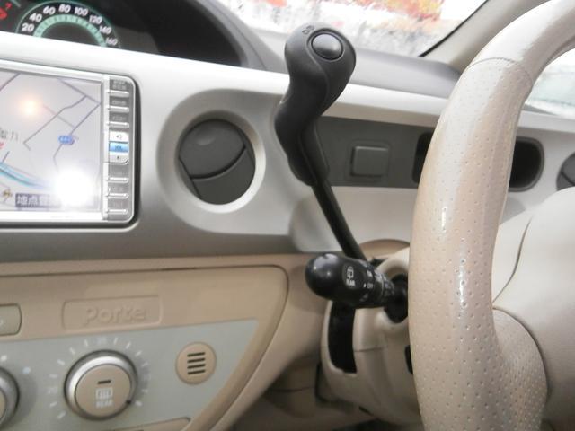 トヨタ ポルテ 150i ワンオーナー 純正HDDナビ