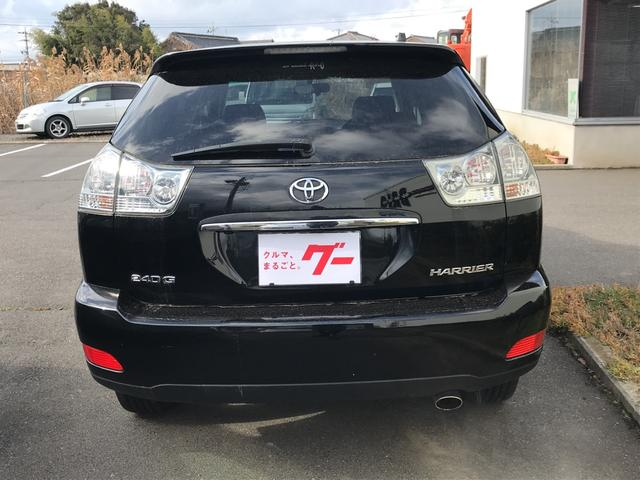 240G Lパッケージ 4WD ETC HID パワーシート(6枚目)