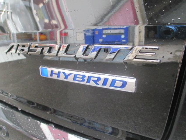 ハイブリッドアブソルート・EXホンダセンシング2WD(6枚目)