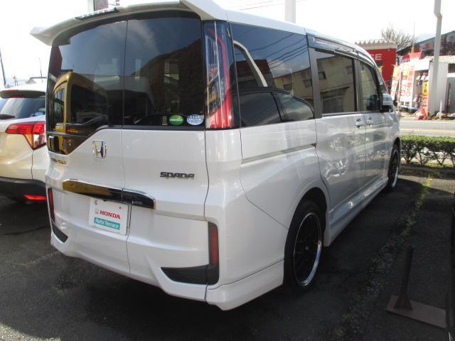 「ホンダ」「ステップワゴンスパーダ」「ミニバン・ワンボックス」「長野県」の中古車4