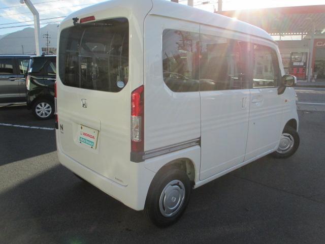「ホンダ」「N-VAN」「軽自動車」「長野県」の中古車6