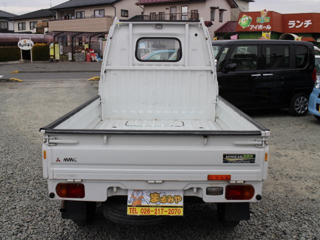TD 営農 4WD ラジオ 三方開 4速MT(6枚目)