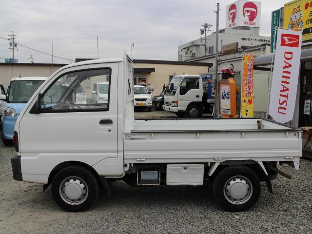 TD 営農 4WD ラジオ 三方開 4速MT(8枚目)