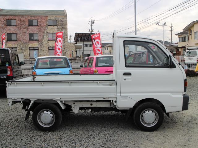 TD 営農 4WD ラジオ 三方開 4速MT(9枚目)