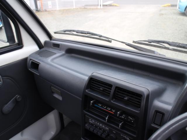 営農仕様!4WD!ラジオ!三方開!4速マニュアル!自社認証工場併設!板金・塗装・修理、何でもお任せ下さい!