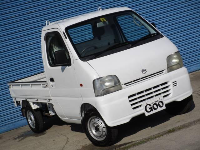「スズキ」「キャリイトラック」「トラック」「長野県」の中古車44