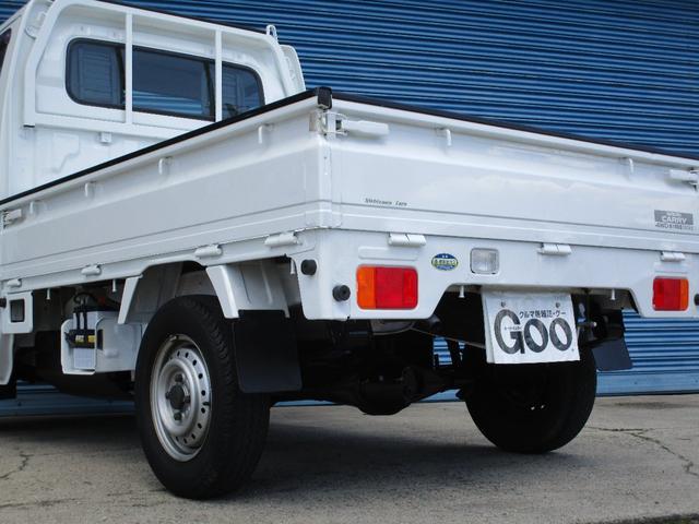 「スズキ」「キャリイトラック」「トラック」「長野県」の中古車52