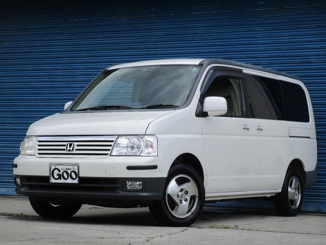 「ホンダ」「ステップワゴン」「ミニバン・ワンボックス」「長野県」の中古車2