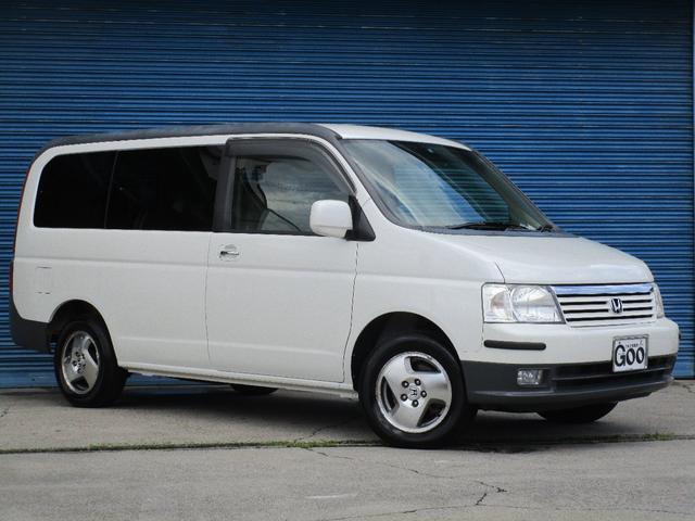 「ホンダ」「ステップワゴン」「ミニバン・ワンボックス」「長野県」の中古車6