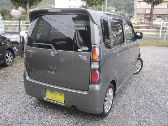 スズキ ワゴンR RR-DI ターボ