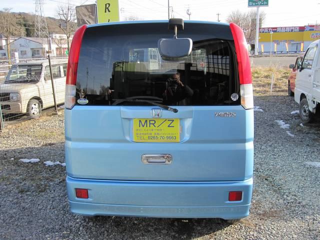 ホンダ バモス L 4WD 5速マニュアル