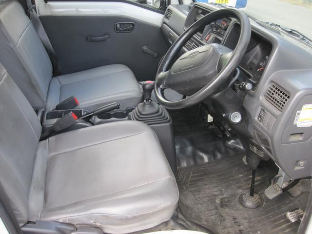 パネルバン 4WD 5速マニュアル エアコン パワステ付き(7枚目)