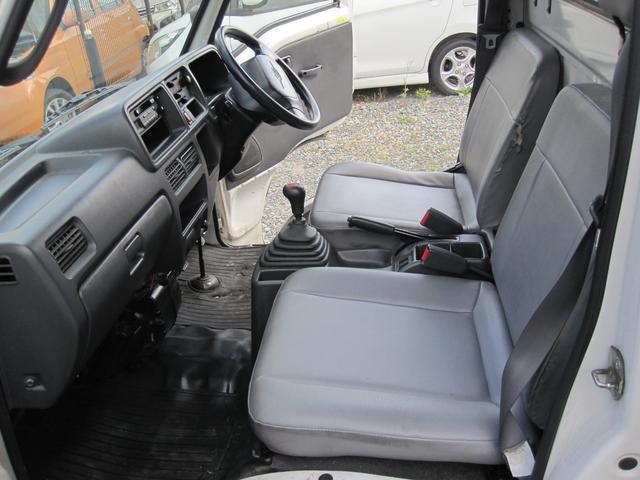 パネルバン 4WD 5速マニュアル エアコン パワステ付き(8枚目)