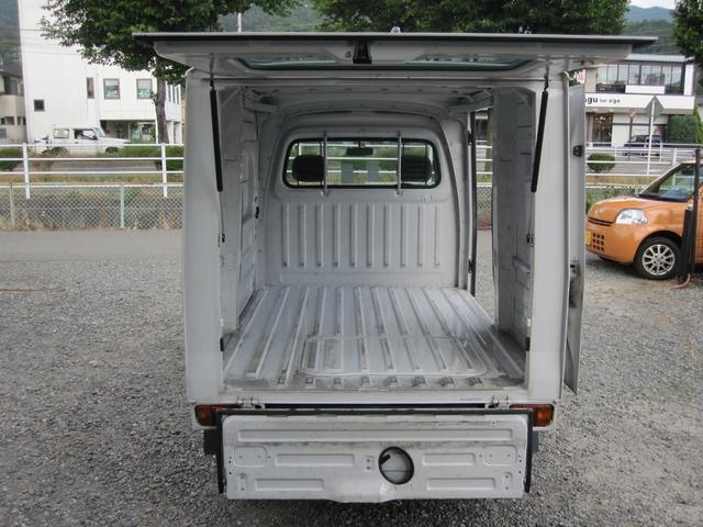 パネルバン 4WD 5速マニュアル エアコン パワステ付き(14枚目)