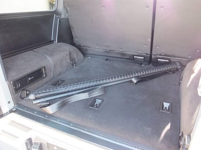 メルセデス・ベンツ M・ベンツ G500 ロング ブラックレザーシート SR