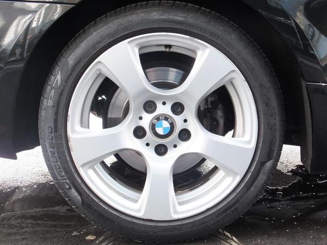 BMW BMW 320iクーペ 社外メモリナビ