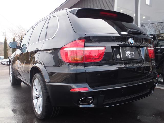 BMW BMW X5 4.8i Mスポーツパッケージ シートクーラー