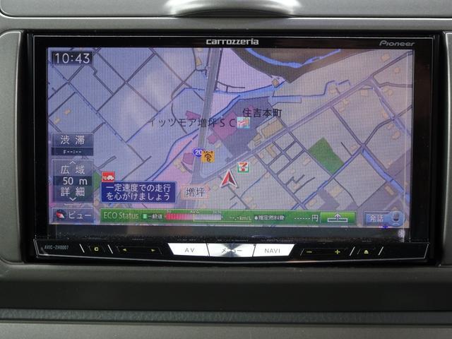 カスタムX 4WD キーフリーシステム HDDナビ(10枚目)