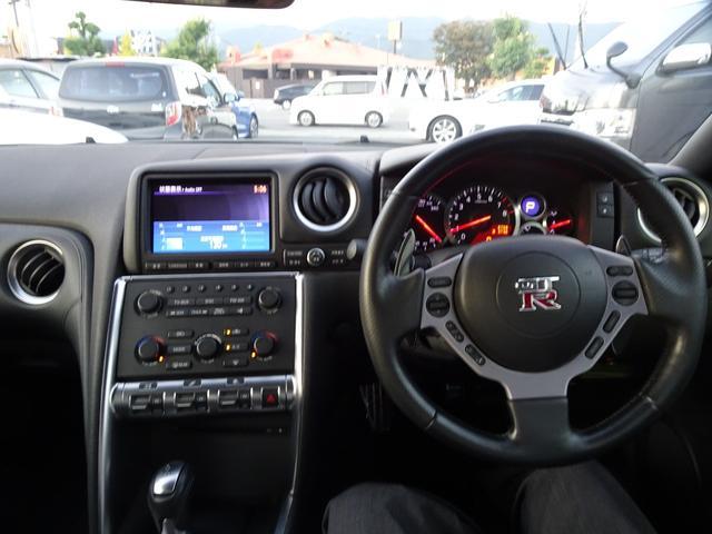 ベースグレード V6ツインターボ 4WD 純正HDDナビ(15枚目)
