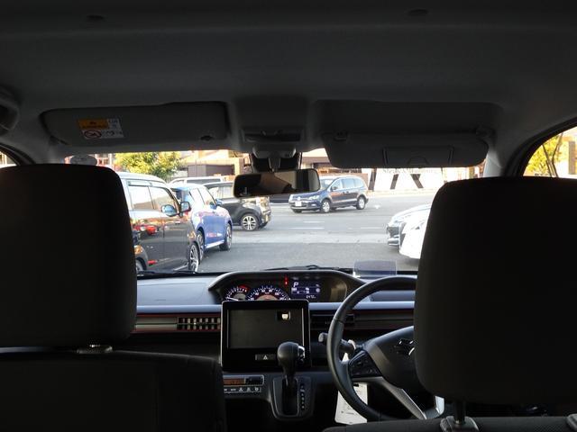 ハイブリッドT ターボ ヘッドアップディスプレイ ワンオーナー 禁煙車 レーダーブレーキサポート シートヒーター アイドリングストップ(12枚目)