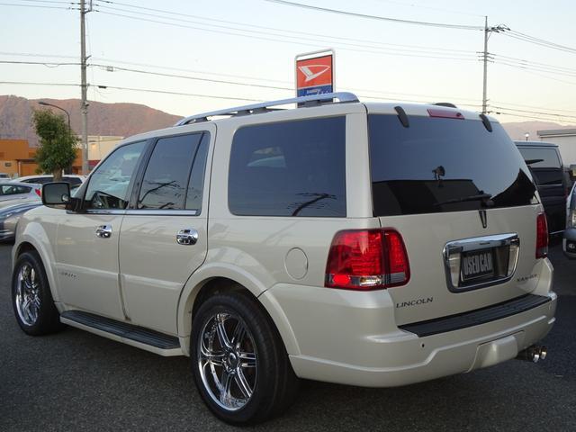「リンカーン」「リンカーン ナビゲーター」「SUV・クロカン」「山梨県」の中古車9