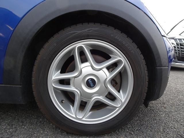 クーパーS ターボ ユニオンジャックシート ユニオンジャックミラーカバー センターマフラー ストラーダHDDナビ ETC車載器(19枚目)