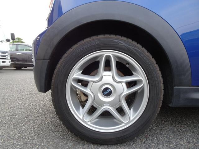 クーパーS ターボ ユニオンジャックシート ユニオンジャックミラーカバー センターマフラー ストラーダHDDナビ ETC車載器(20枚目)