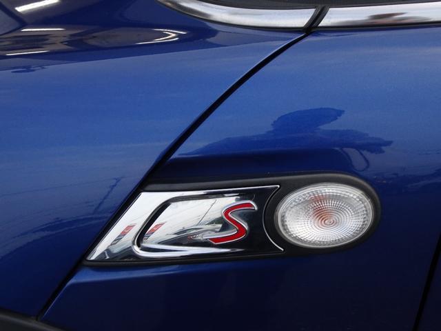クーパーS ターボ ユニオンジャックシート ユニオンジャックミラーカバー センターマフラー ストラーダHDDナビ ETC車載器(31枚目)