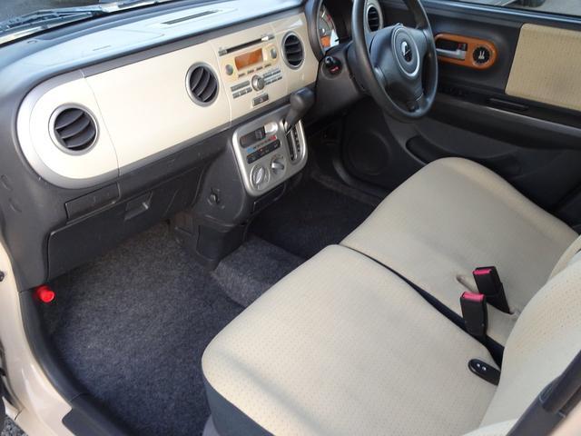 X プッシュスタート 純正CDデッキ フロントベンチシート サイドバイザー 車検令和4年12月(14枚目)
