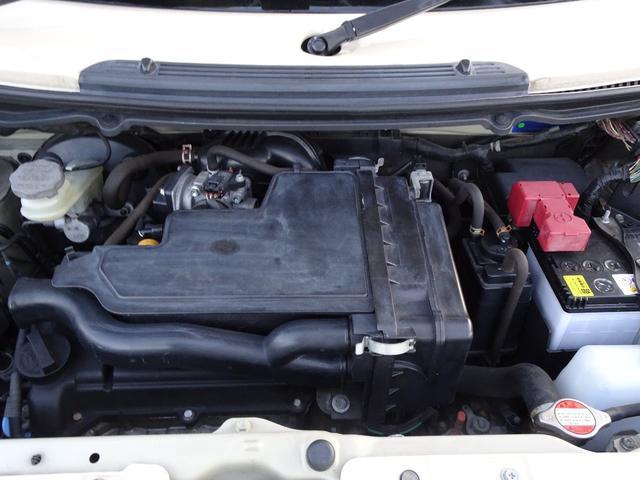 X プッシュスタート 純正CDデッキ フロントベンチシート サイドバイザー 車検令和4年12月(17枚目)