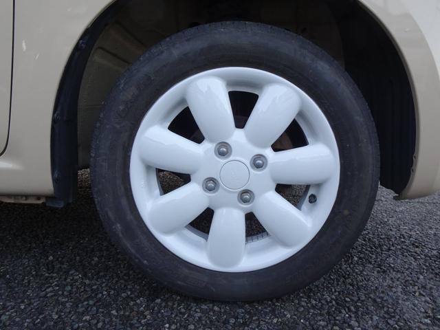 X プッシュスタート 純正CDデッキ フロントベンチシート サイドバイザー 車検令和4年12月(19枚目)