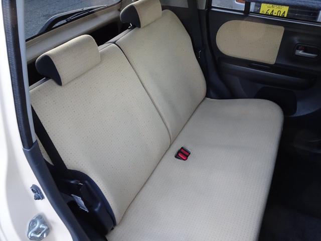 X プッシュスタート 純正CDデッキ フロントベンチシート サイドバイザー 車検令和4年12月(22枚目)