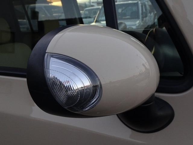 X プッシュスタート 純正CDデッキ フロントベンチシート サイドバイザー 車検令和4年12月(23枚目)