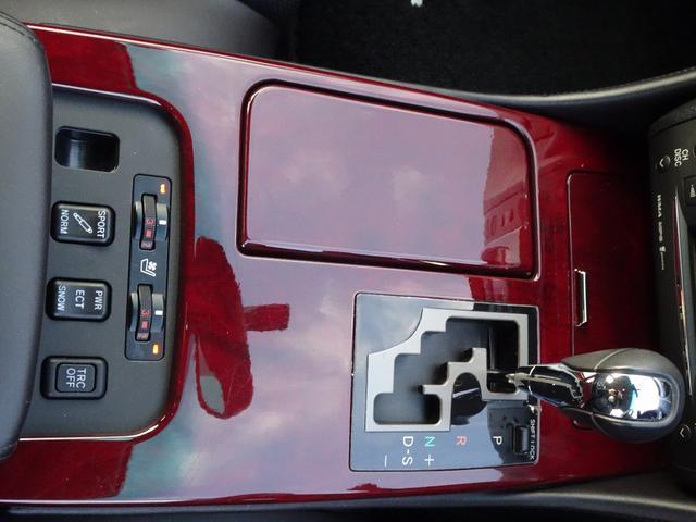 GS430 本革シート シートヒーター HDDナビ 禁煙車(11枚目)