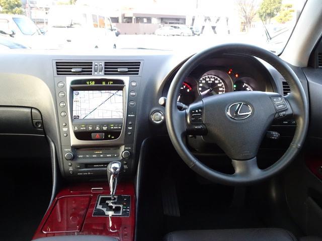 GS430 本革シート シートヒーター HDDナビ 禁煙車(15枚目)