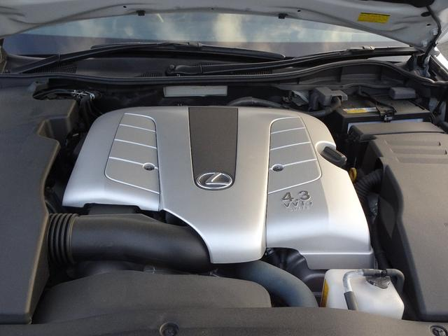 GS430 本革シート シートヒーター HDDナビ 禁煙車(17枚目)