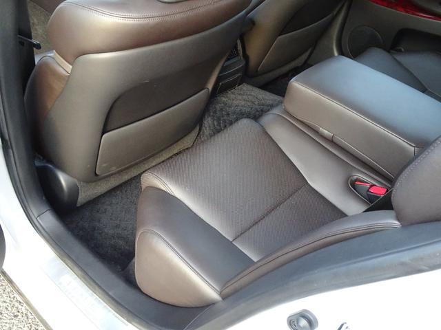 GS430 本革シート シートヒーター HDDナビ 禁煙車(23枚目)
