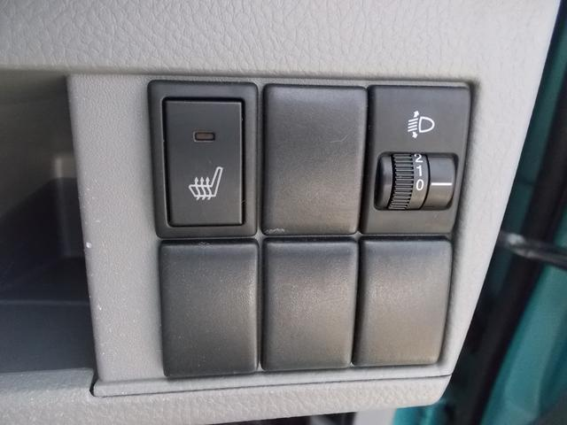 XG 4WD シートヒーター 純正フロアマット ETC(14枚目)