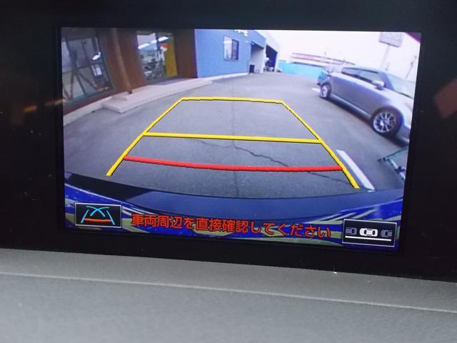 車庫入れにあると便利なバックカメラ。