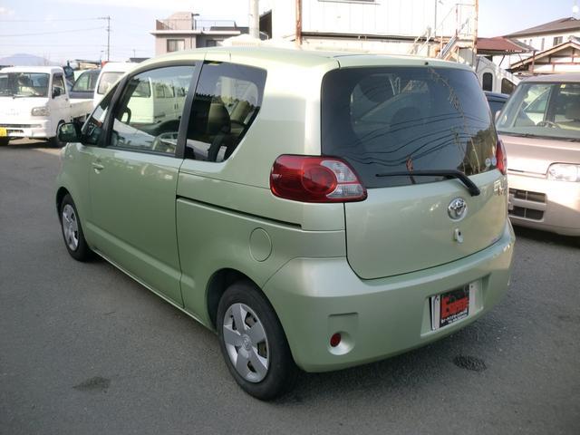 トヨタ ポルテ 130i