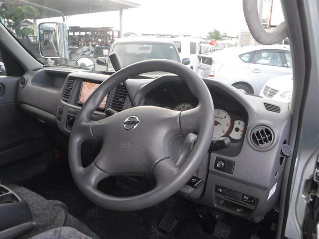 SロングGXターボ 4WD オートマ ディーゼル ナビTV(13枚目)