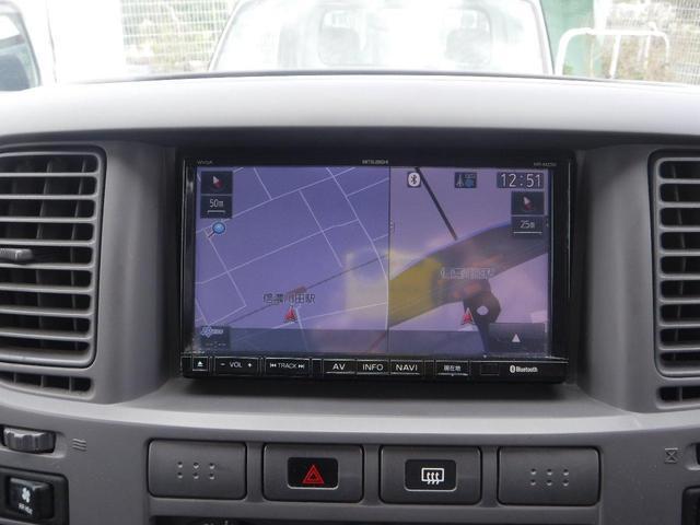 SロングGXターボ 4WD オートマ ディーゼル ナビTV(15枚目)