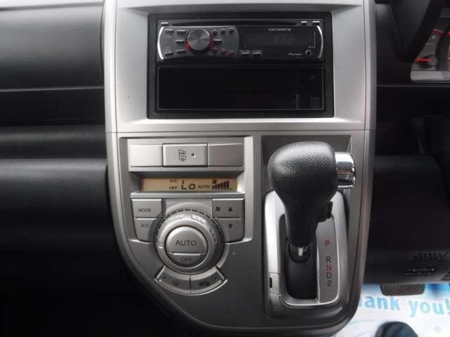 スポーツG 4WD タイベル交換 オートエアコン CDデッキ(16枚目)