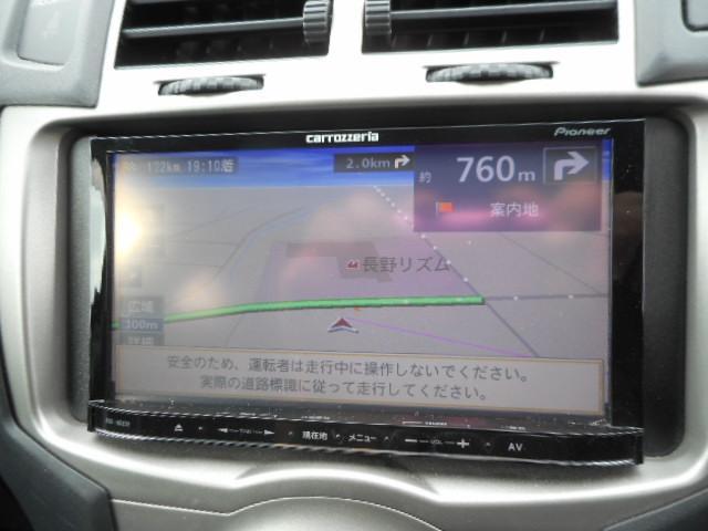 Fリミテッド HDDナビ 地デジTV ETC スマートキー(14枚目)