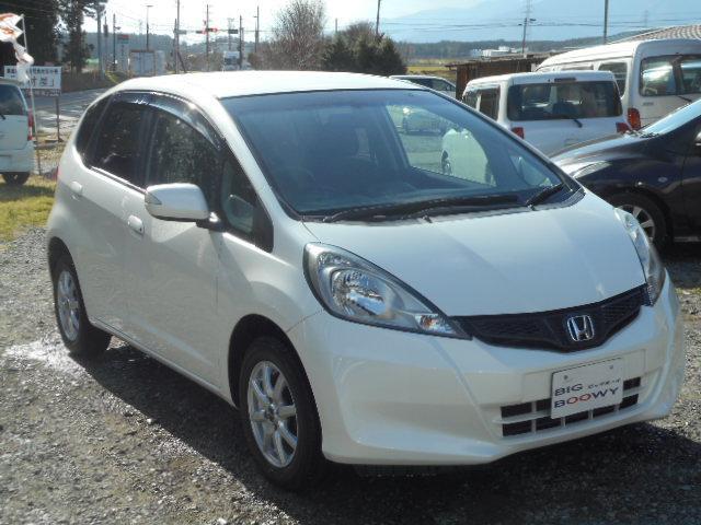 「ホンダ」「フィット」「コンパクトカー」「長野県」の中古車3
