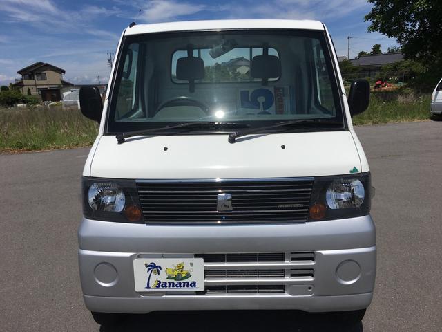 三菱 ミニキャブトラック 4WD 5速マニュアル エアコン パワステ 12インチアルミ